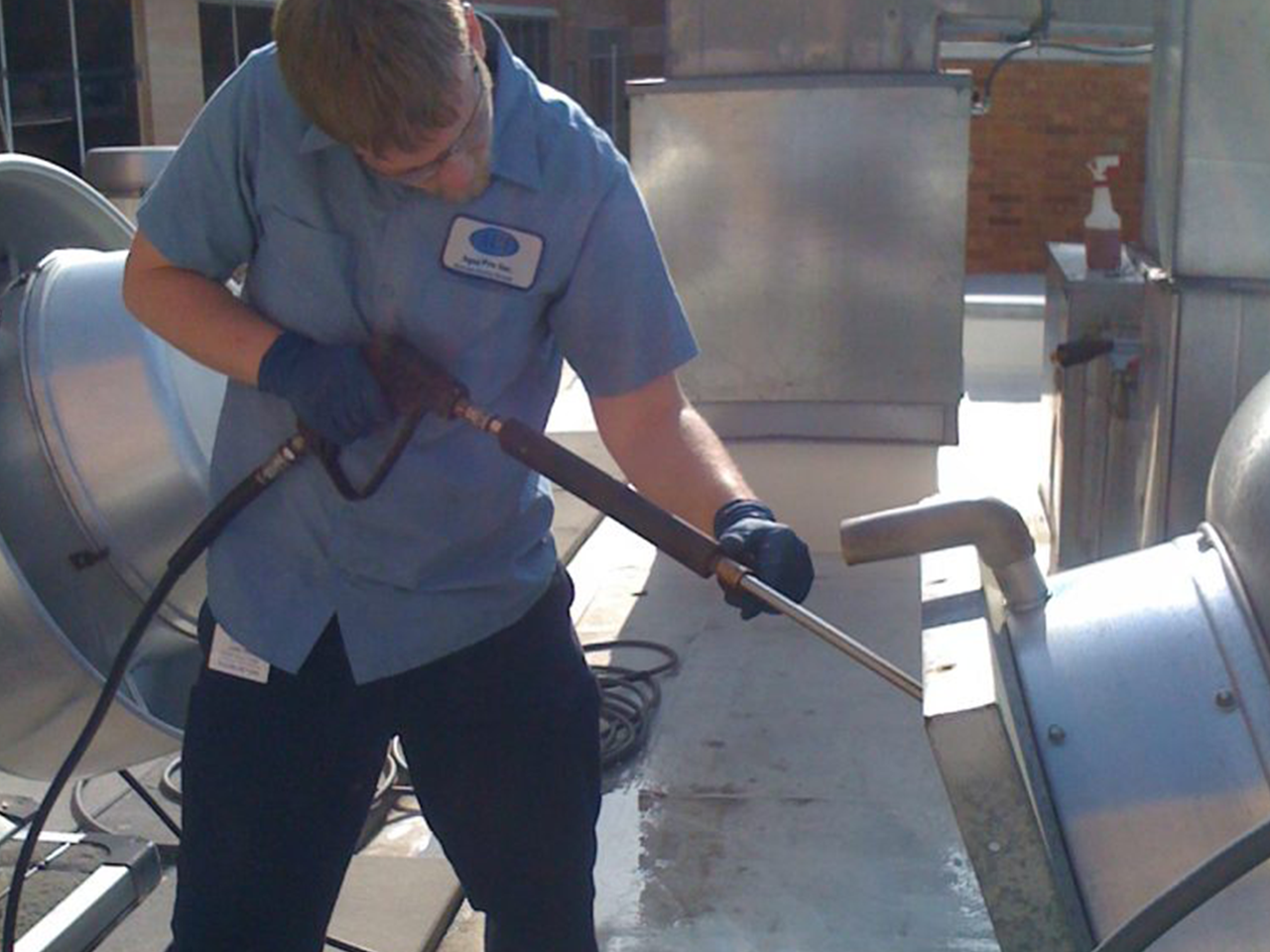 Kitchen Exhaust System Cleaning and Maintenance