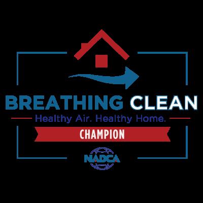 NADCA - Breathing Clean Badge